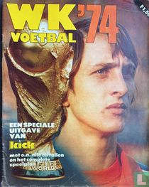 WK voetbal 1974 #