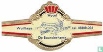 Hotel De Buunderkamp - Wolfheze - tel. 08308-235