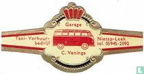 garage C. Veninga - Taxi- Verhuur-bedrijf - Nietap-Leek tel. 05945-2092
