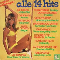 Alle 14 hits