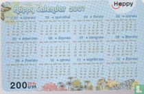 Happy Calendar 2007