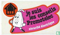 Je suis les conseils Promotelec securité electrique