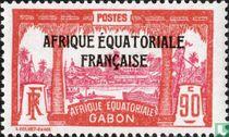 Libreville, avec surcharge