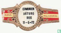 Comunion Arturo Ros 11-5-72