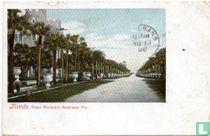 Florida. Ocean Boulevard, Seabreeze.