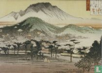 Evening Bell at Mii Temple, 1834/35