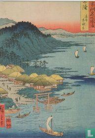 Hitachi Province: Kashima great Shrine, 1853