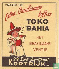Extra Braziliaanse koffies TOKO BAHIA