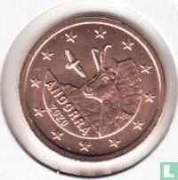 Andorra 2 cent 2020