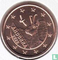 Andorra 5 cent 2020