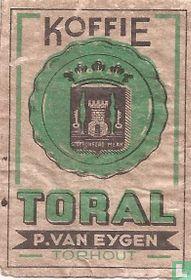 Koffie Toral - P. Van Eygen