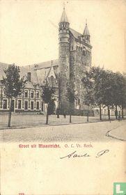 Maastricht O.L. Vrouwe kerk