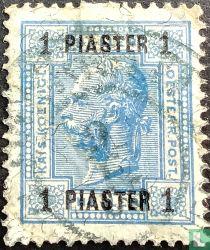 Kaiser Franz-Josef I - Wert oberhalb und unterhalb