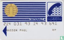 Carte Télécommunications Nationale