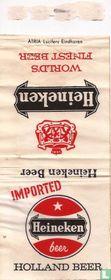 Imported - Heineken - Holland Beer