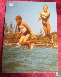 Openluchtzwembad Olde Vechte 1970 - Ommen