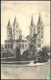 Roermond, monumentale Munsterkerk