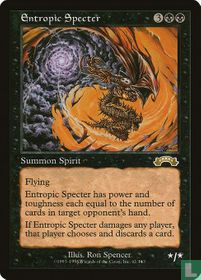 Entropic Specter