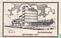 C.A.V. Oldeberkoop September 1957