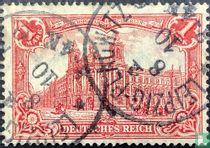 Algemeen postkantoor Berlin Deutches Reich