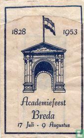 Academiefeest Breda