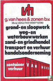 G.Van Hees & zonen
