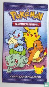 Booster - Schwert und Schild - McDonald's - Pokémon 25 J
