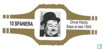 Oliver Hardy Saps at sea in 1940