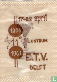Lustrum E.T.V.