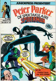 Peter Parker 33