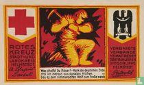 Helmstedt 50 pfennig Rotes Kreuz