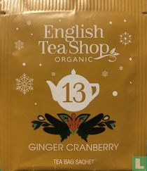 13 Ginger Cranberry