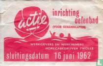 Actie Inrichting Oefenbad