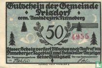 Prisdorf 50 pfennig