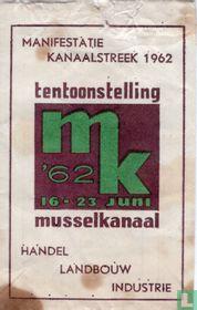 Manifestatie Kanaalstreek 1962