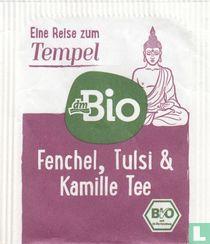 Fenchel, Tulsi & Kamille Tee