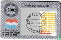 Félicitation timbres