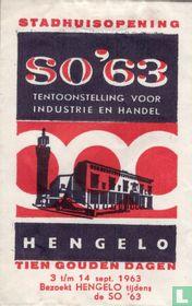 SO'63 Tentoonstelling Industrie en Handel