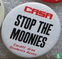 Cardiff Area Student Association. CASA. Stop the Moonies