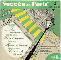 Succès de Paris 2