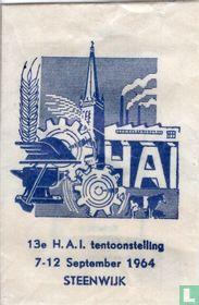 13e H.A.I. Tentoonstelling - HAI