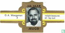 O.A. Waegeman - Redaktiesecret. en Lay-out