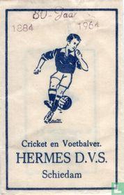 Cricket en Voetbalver. Hermes D.V.S.