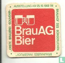 BrauAg Ausstellung