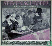 Steven Scheffer/Schilderijen en Tekeningen