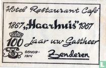 """Hotel Restaurant Cafe """"Haarhuis"""""""