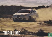 "Alfa Romeo Giulietta ""Thrill Me..."""