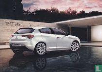 "Alfa Romeo Giulietta ""Test Me..."""
