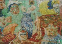 Stilleben mit Masken, 1896