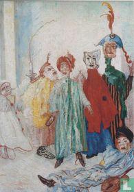Die seltsamen Masken, 1892